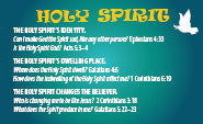Blue Year – The Holy Spirit Tag Award