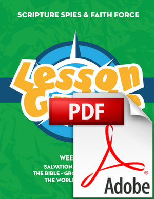 PDF - TRADITIONAL Green Lessons Guide: SS & FF  (Members: Free)