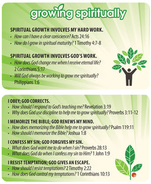 Green Year – Growing Spiritually Tag Award