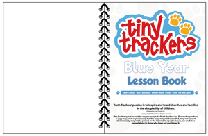Updated Tiny Trackers Lessons (Membership Price: Free Download and $59 hardcopy)