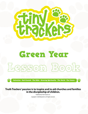 UPDATED Tiny Trackers Lessons (Member Price: $59) - Green Year