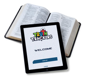 Truth Trackers App (IOS and Google Play)