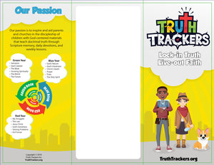 Truth Trackers Brochure