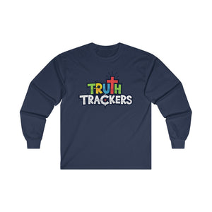 Truth Trackers - Ultra Cotton Long Sleeve Tee