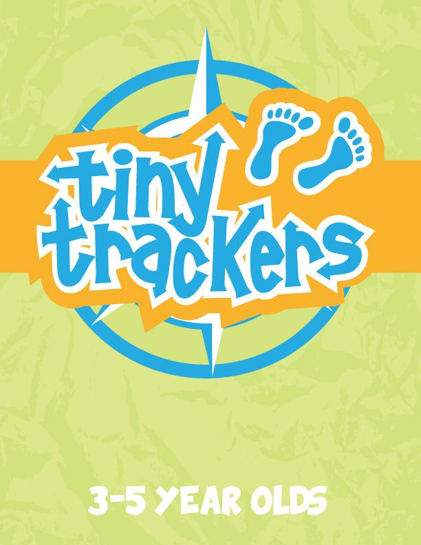 TRADITIONAL - Green Year Tiny Trackers Lessons  Hardcopy (Members Free to Download)