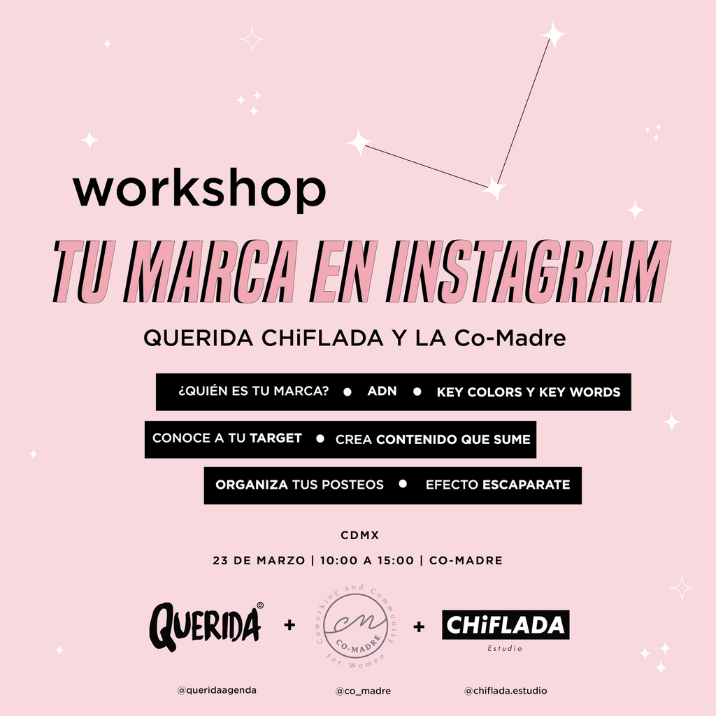 Workshop: Tu Marca en Instagram