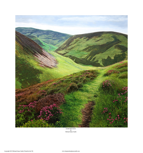 """Bamford Edge"" Open edition print"