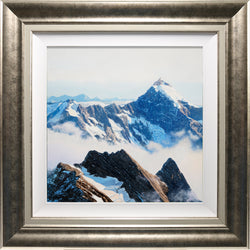 Mount Cook | ORIGINAL OIL PAINTING