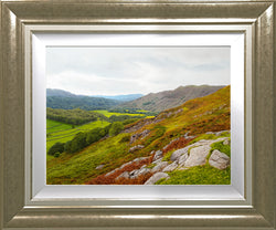 """The Lake District""  Original Oil Painting"