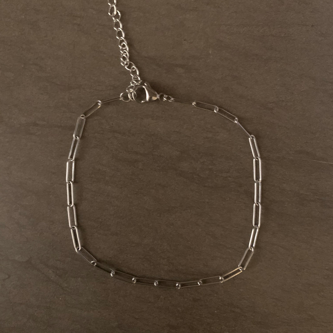 Basic wide chain choker