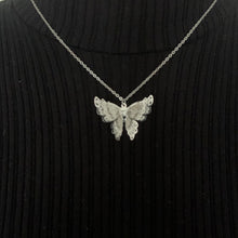 Load image into Gallery viewer, Tripple butterfly necklace