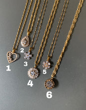 Load image into Gallery viewer, Gold necklaces