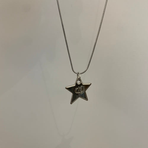 Christian Dior Star Necklace