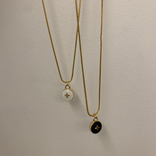 Louis Vuitton Charm Necklace