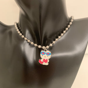 Hello Kitty beach choker