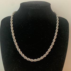 Thick Rope chain