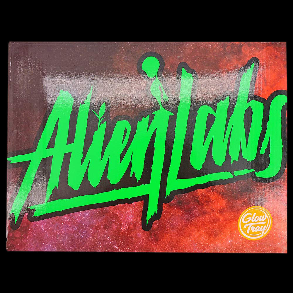 Glow Tray x Alien Labs
