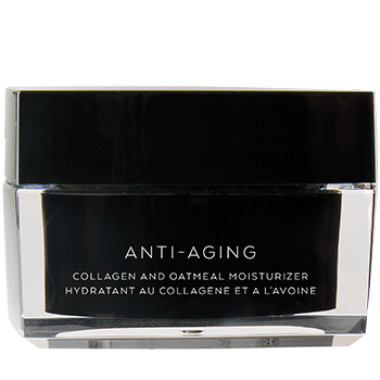 Anti-aging: Moisturizer with Collagen and Oatmeal