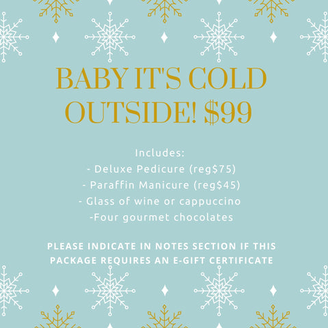 Baby It's Cold Outside Package
