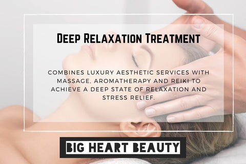 60-Minute Deep Relaxation Treatment