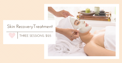 Skin Recovery Treatment Package