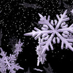 Crystal Snowflakes - Digital Download