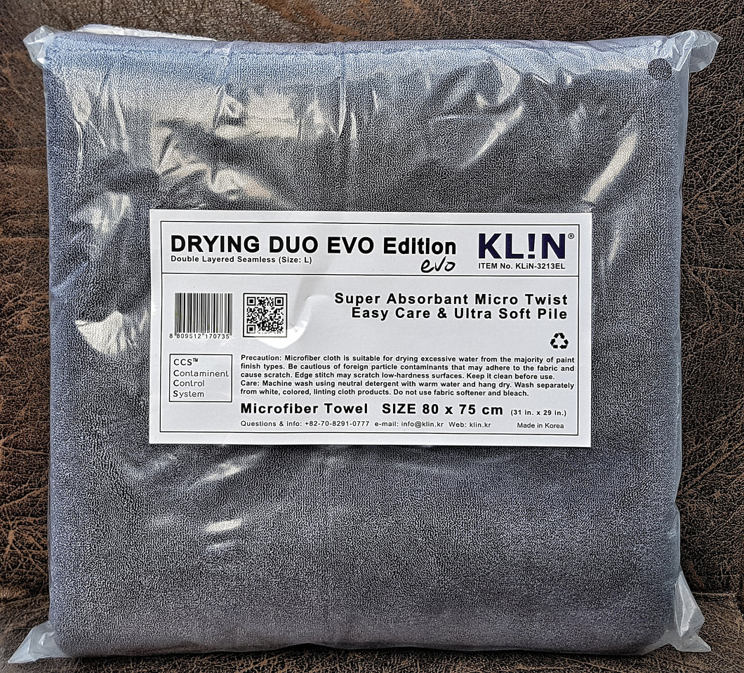 Klin Korea EVO Drying Towel Large