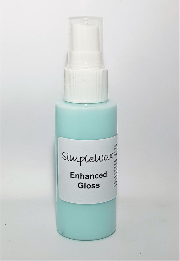 SimpleWax Enhanced Gloss 50ml