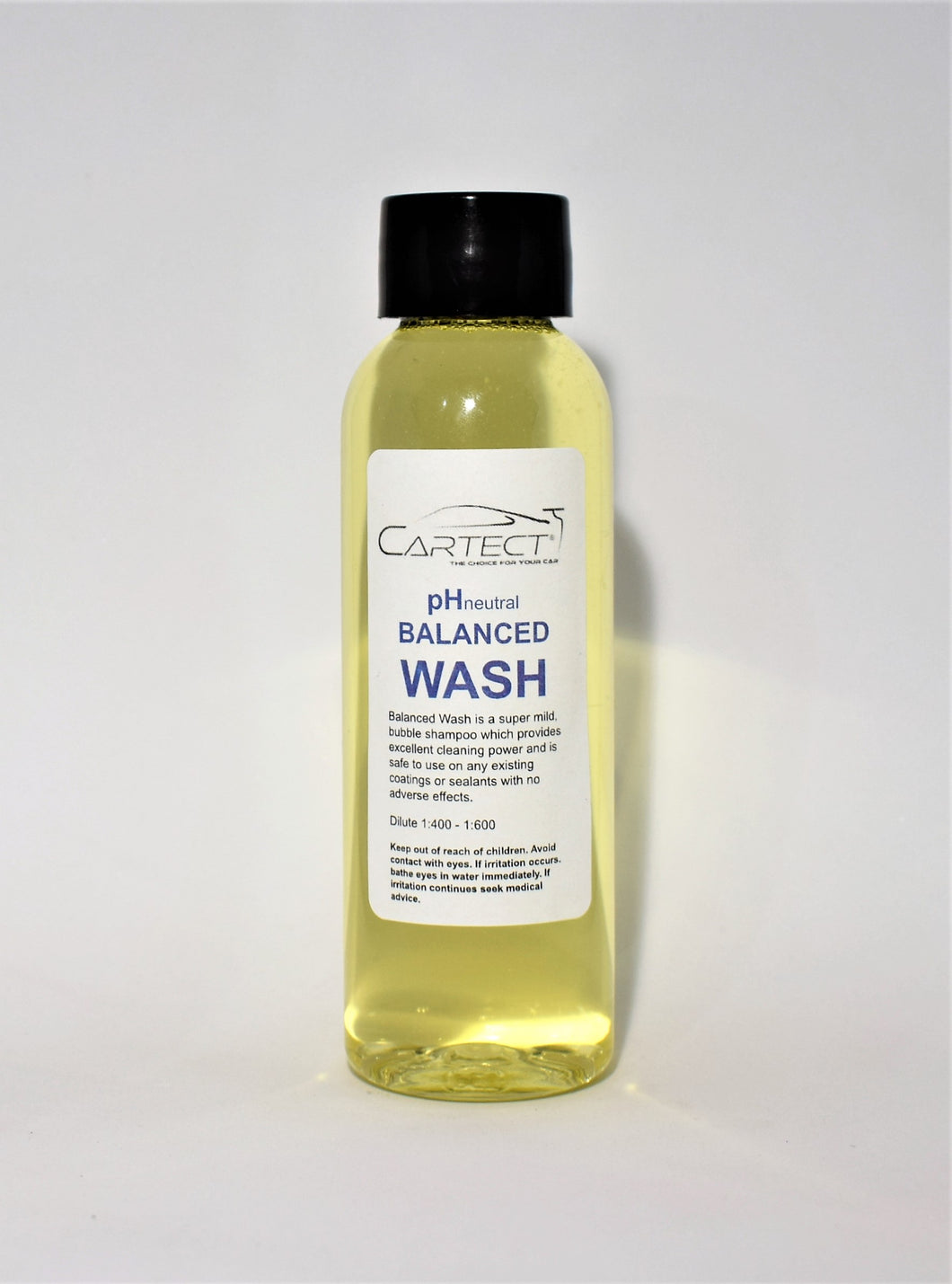 Cartect Balanced Wash 100ml