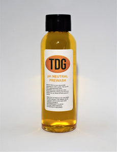 TDG Products Mango pH Neutral Pre Wash 100ml