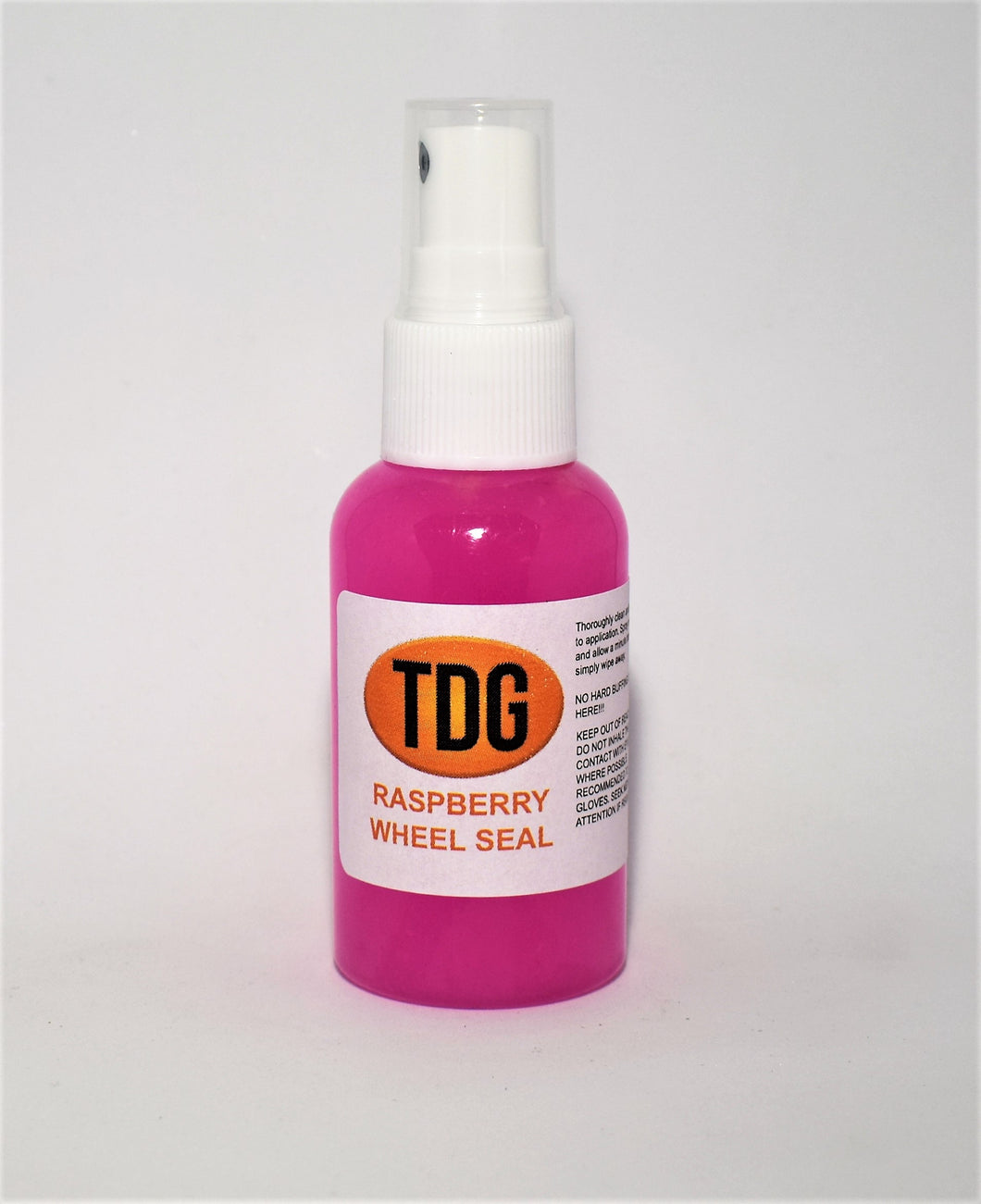 TDG Products Raspberry Wheel Seal 50ml