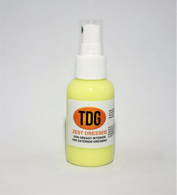 TDG Products Zest Dressed 50ml