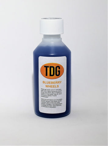 TDG Products Blueberry Wheel Cleaner 60ml