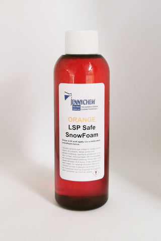 JennyChem Orange LSP Safe Snowfoam 100ml
