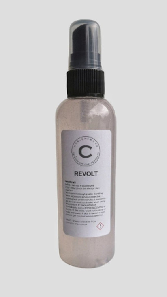 CarChem Revolt Iron Contaminant Remover 100ml - Clean Your Ride