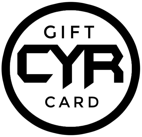 CYR Gift Card - Clean Your Ride