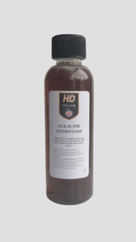 HD Valeting Cola Scented Alkaline Snowfoam 100ml - Clean Your Ride