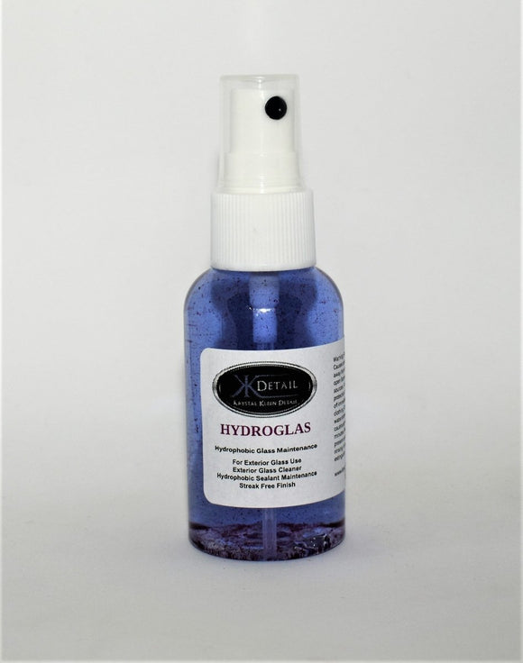 Krystal Kleen Detail Hydroglas Hydrophobic Glass Cleaner 50ml - Clean Your Ride