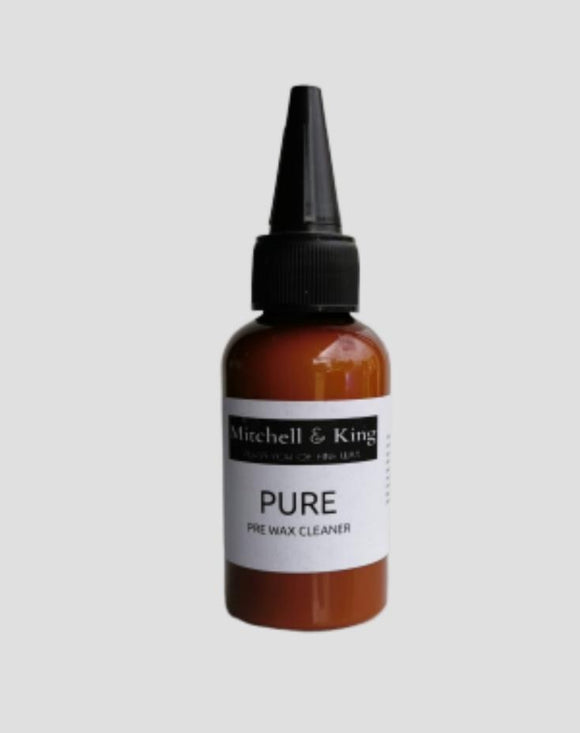 Mitchell & King Pure Pre Wax Cleaner 50ml - Clean Your Ride