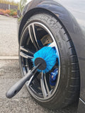 Wheel and Rim Cleaning Brush Large - Clean Your Ride