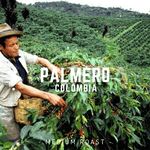 Colombia Caldas Palmera  -Medium Roast- 16oz