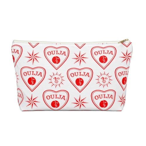 Ouija Accessory Pouch w T-bottom