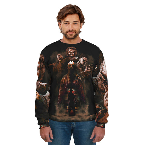 Legends of Horror | Men's Sweatshirt