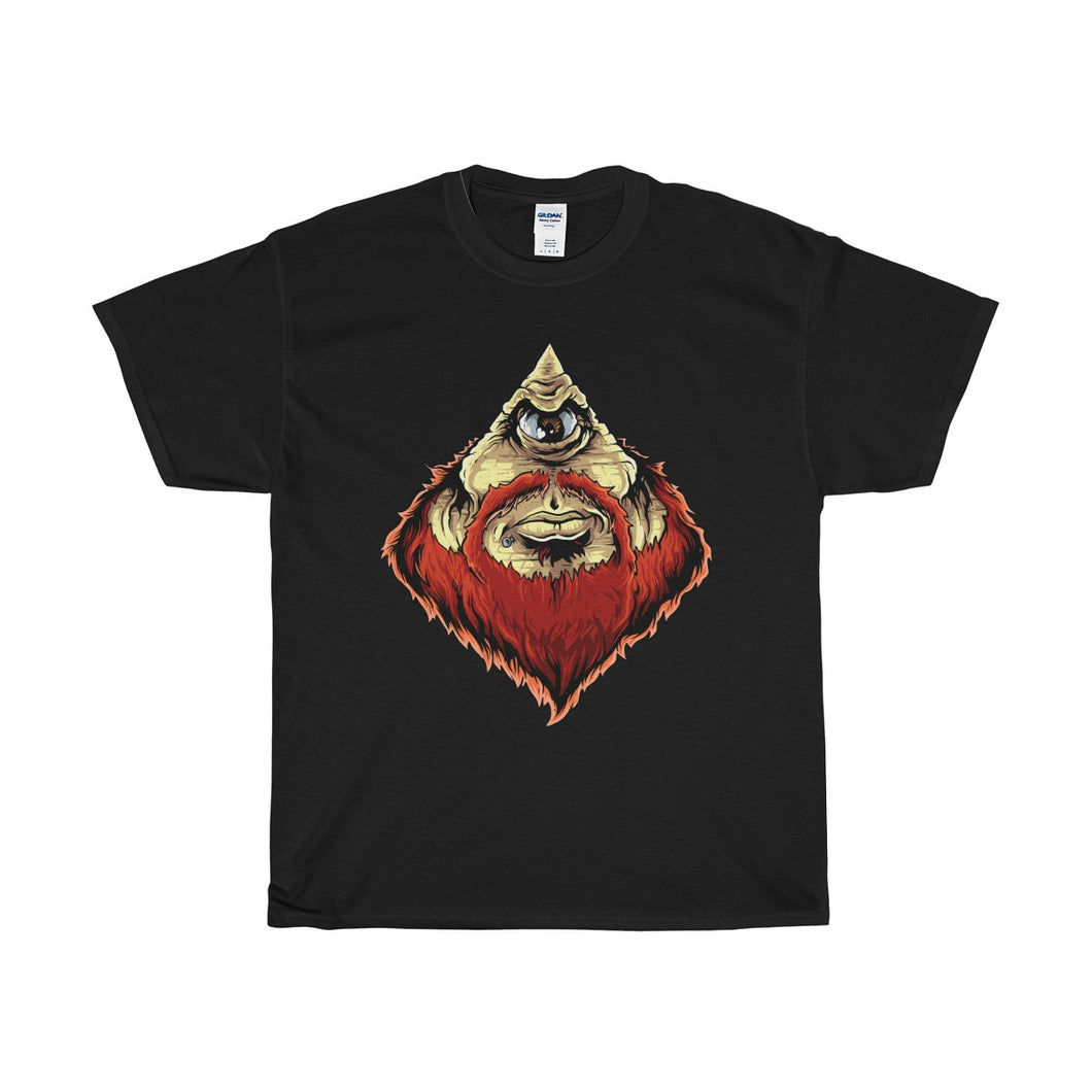 Men's All-Seeing Beard Shirt