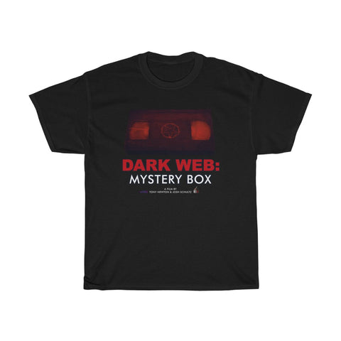 Dark Web: Mystery Box - Unisex Heavy Cotton Tee
