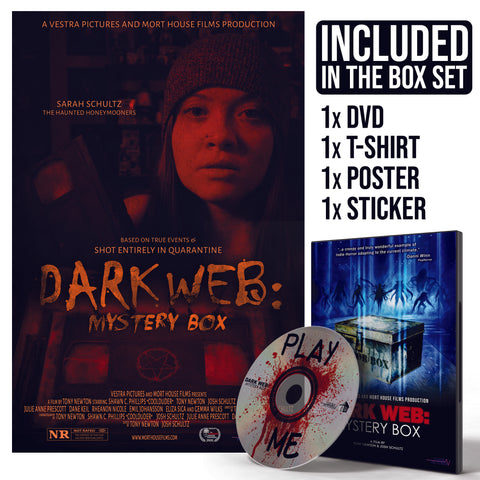 Dark Web: Mystery Box (Official Film Mystery Box)