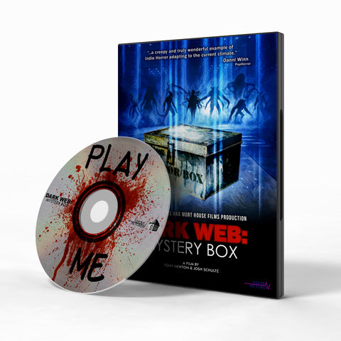 Dark Web: Mystery Box (Official Film DVD)