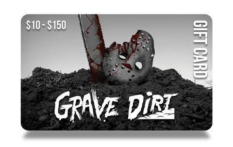Grave Dirt Gift Card