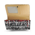 Killer Series | Women's Wallet - Grave Dirt Clothing