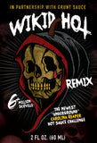 Wikid Hot Remix 🔥 Carolina Reaper Hot Sauce 6 Million Scoville - Grave Dirt Clothing